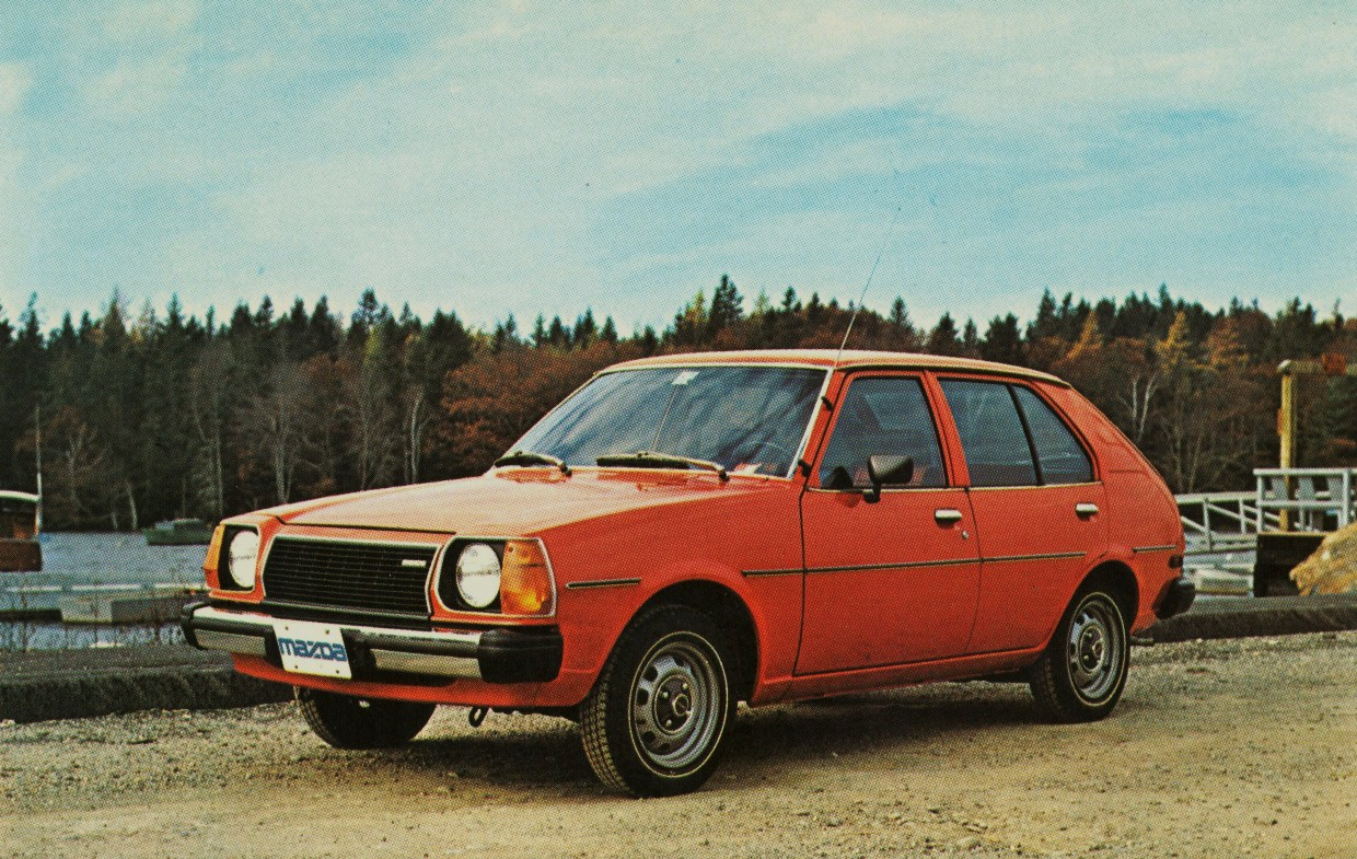 1978 Mazda Glc Images Pictures And Videos