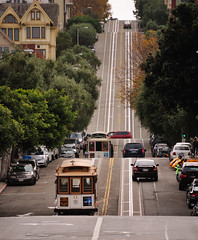 San Francisco street view (Tap0) Tags: street cars photography san francisco cable nikond80