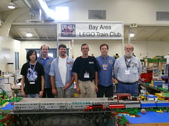 BayLTC at San Jose Train Show