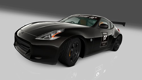 GT Academy 2010 - Nissan 370Z