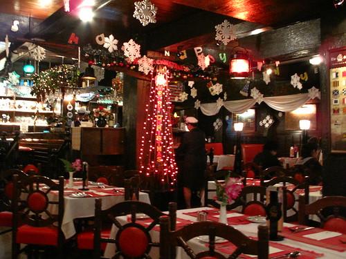 IMG_5310 Christmas Decoration @The Ship Restaurant, Kuala Lumpur