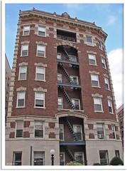 New York 2009 - Wohnhaus