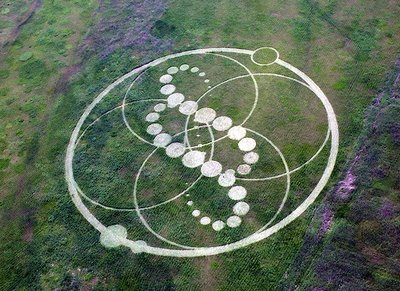 South Korea Crop Circle