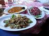 pranzo all'ittiturismo