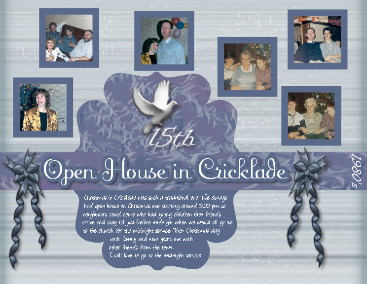 15th Open House in Cricklade