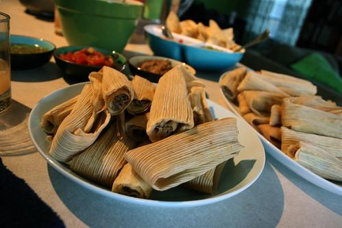 Tamale- Finished Tamales