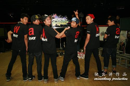 Battleground 3rd runner up - Wakaka Fever