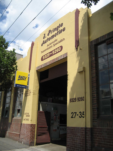 J Pringle Automotive, North Melbourne