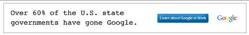 Google & Gov't 60%