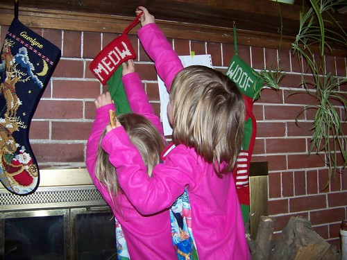 Q3 & C5 hanging stockings
