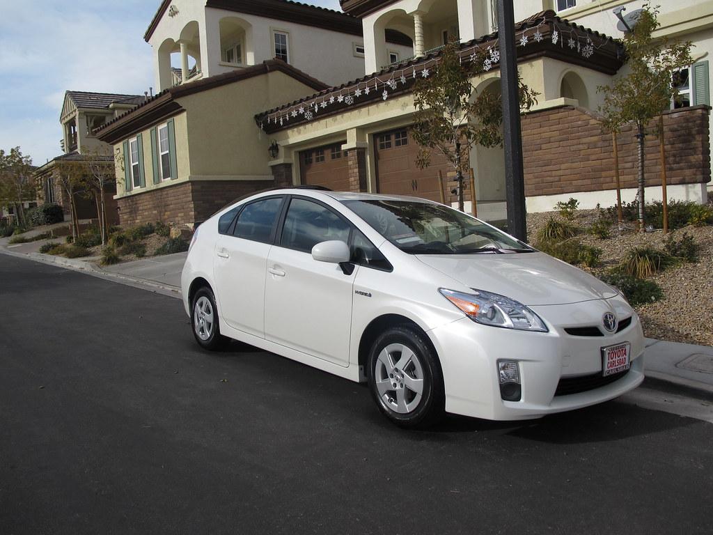 Gas Prices San Diego >> For Sale - 2010 Toyota Prius II Blizzard White SD, CA ...