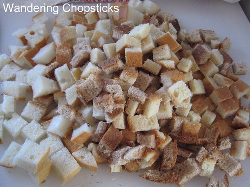 Croutons with Garlic and Seasoning 3