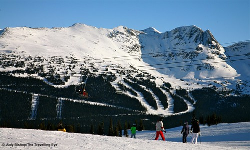Blackcomb, seen from Whistler Roundhouse