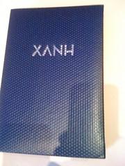XANH drink menu