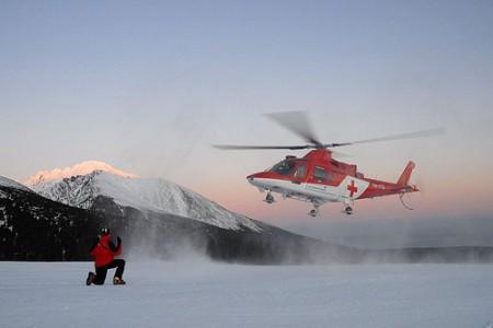 Bezpečnost na horách III. díl - Úrazy, první pomoc, prevence