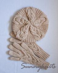 Kat + gloves