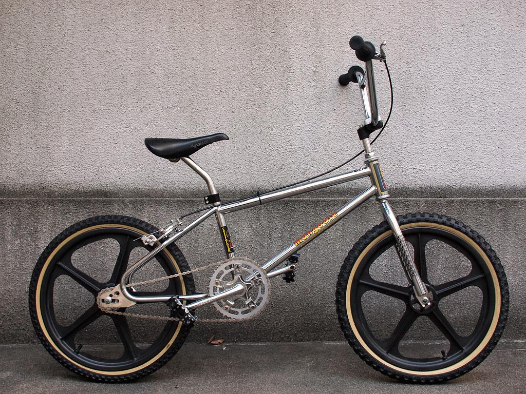 [Bike Check] Mongoose / 1984 Californian BMX