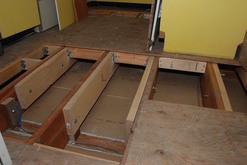 Closing Subfloor For Granite Can I Use Only 1 Layer 5 8