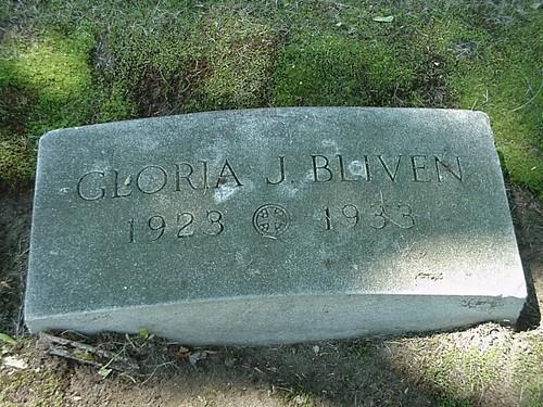 Gloria J. BLIVEN by midgefrazel