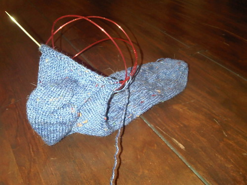 Sock 2 tweedmanaire
