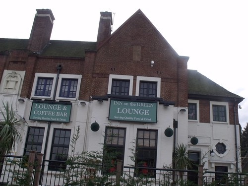 Inn on the Green, pub in Acocks Green Village