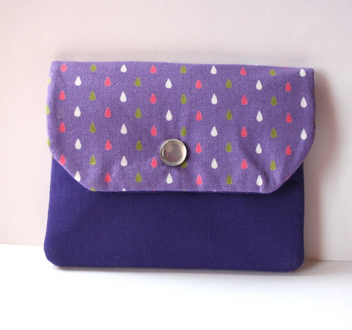 Zippered Card Wallet