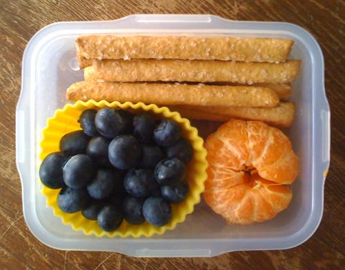 Kindergarten Snack #67: February 5, 2010