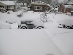 oh! snow...
