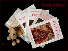 YORK PRESS (Rawan AlZinaidi) Tags: fiction reading novel   yorkpress