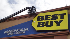 Solar Dave Best Buy Sign