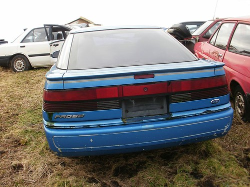 1992 FORD PROBE GT TURBO (image by DickerYoshi) Ford Probe 1990 FORD PROBE