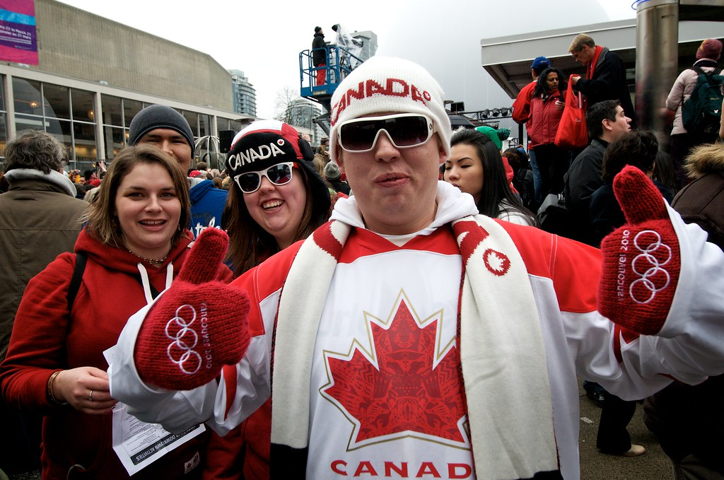 Awesome Canadians Are Awesome
