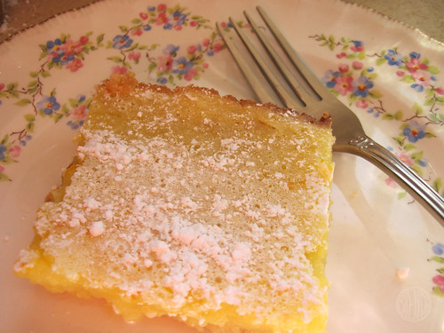 lemon bar!