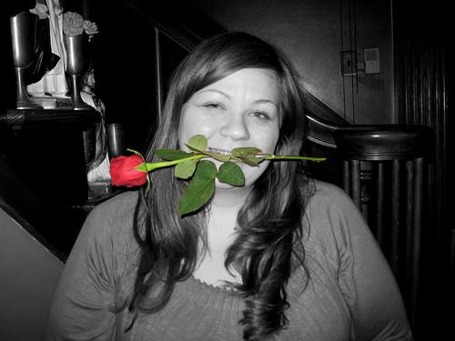 Sarah with Rose (2)