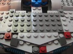 Falcon Build 097 (bzarcher) Tags: starwars lego milleniumfalcon 7778 miniscale
