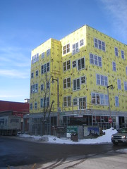 Farwell Side of Latitude Apartments