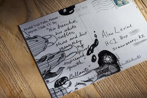Best. Motley. Postcard. Evah.