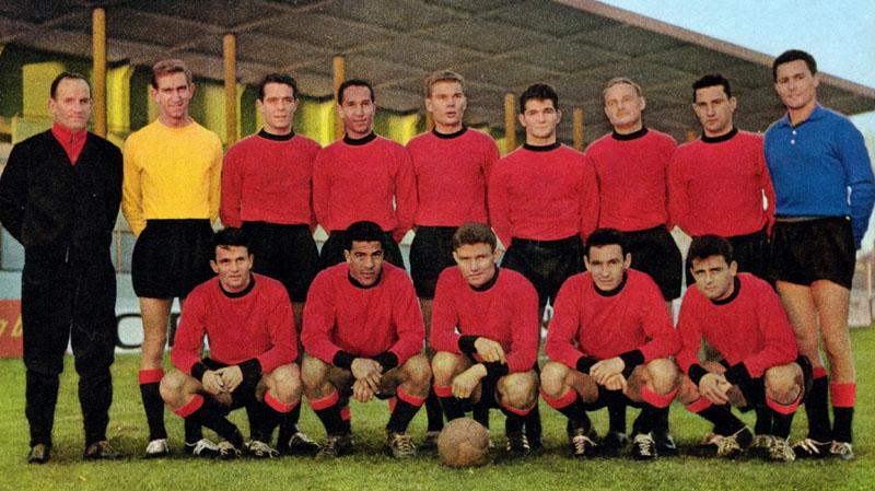 rennes 1960-61