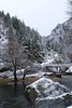 the trailhead (kosova cajun) Tags: winter snow landscape hiking macedonia makedonija peisazh maqedonia matkacanyon treskariver