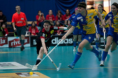 Swiss Mobiliar Cupfinal Damen UHC Dietlikon - R.A. Rychenberg Winterthur - 06.03.2010