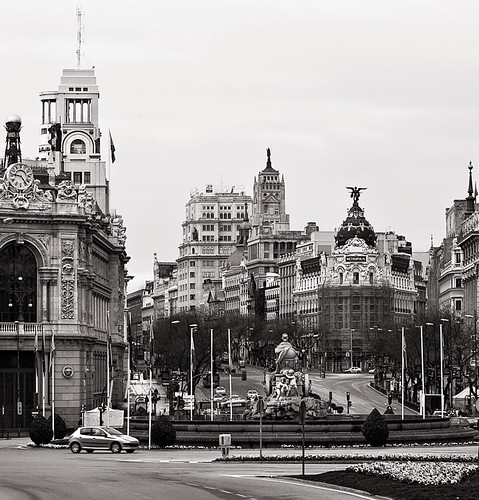Plaza de Cibeles I (Madrid)