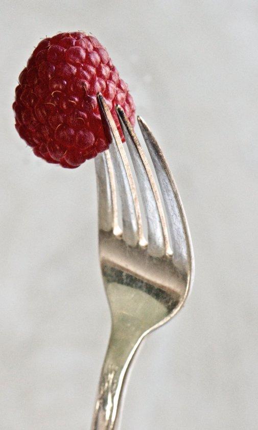 raspberry fork