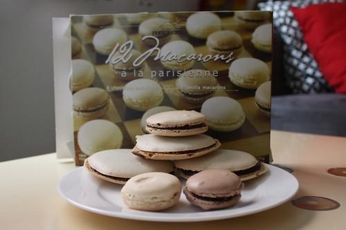 Homemade vs. Trader Joe's Macarons