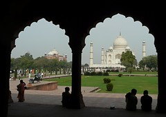 Agra, Taj Mahal (Sekitar) Tags: india beautiful architecture taj mahal agra unesco marble pradesh uttar sekitar earthasia ©sekitar