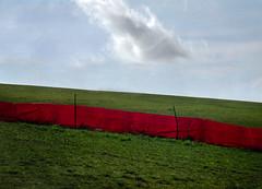 brick red (dotintime) Tags: blue red sky cloud brick green control hill erosion barrier crayon crayola brickred windbreak meganlane dotintime sixtyfourcolors