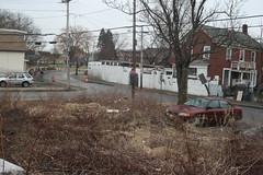 vacant lot