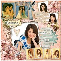 Selena Gomez Blend (ShaiAshley) Tags: wallpaper alex place background banner demi selena gomez waverly bff blend russo wizards lovato
