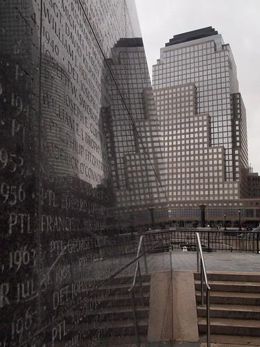 Mirroring buildings