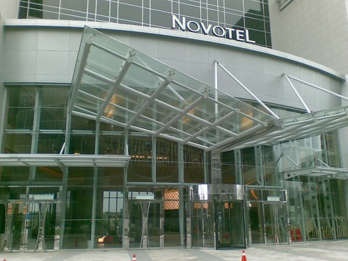 Novotel Hotel Taoyuan International Airport