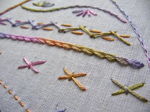 star stitch...
